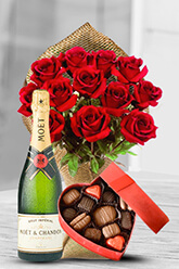Love is in the air - Romance Package